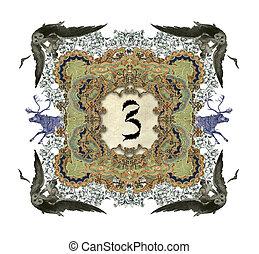 3, segno