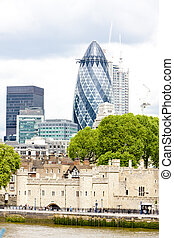 London, Great Britain - Tower of London, London, Great...