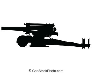 WW2 - Heavy Artillery - WW2 Series - Italian 210mm howitzer...
