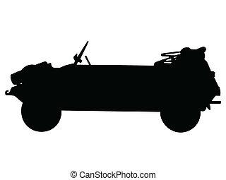WW2 - Light Vehicle - WW2 Series - German Volkswagen K?bel...