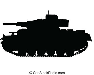 WW2 - TANKS - WW2 Series - German Panzer III Tank