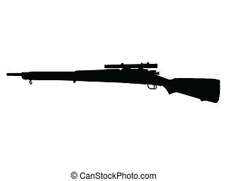 WW2, -, rifle