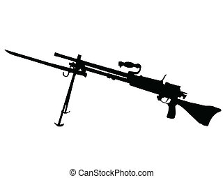 WW2 - Machine Gun