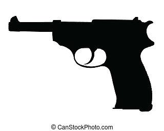 WW2 - Pistol