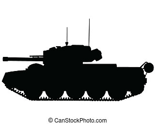 WW2 - TANKS - WW2 Series - British MK VI Crusader III Tank