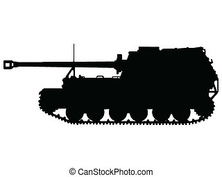 WW2 - Tank Destroyer - WW2 Series - German Tiger P Elefant...