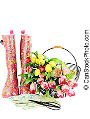 Gardening Supplies and Flowers