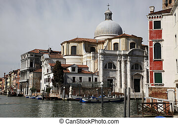 San Geremia Church Venice - the San Geremia Church in Venice