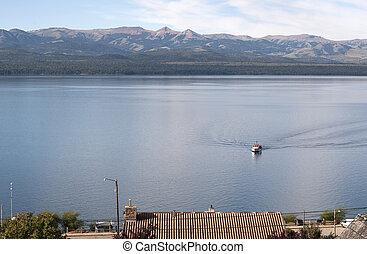Lake Nahuel Huapi, Bariloche, Patagonia Argentina