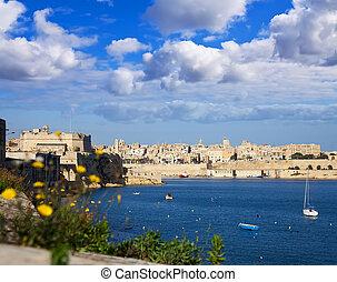 Valletta, puerto, magnífico