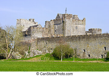 Cahir Castle in Ireland - Cahir Castle (Irish: Cathair Dhuin...