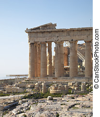 Parthenon , Acropolis, Athens Greece
