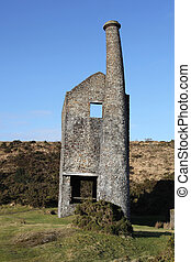 Wheal Betsy Silver-Lead Mine - Remains of an Ancient...
