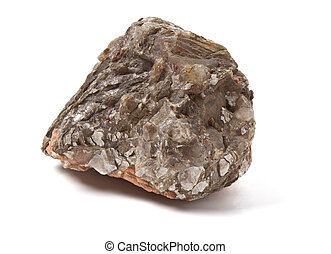 Mica rock - Chunk of Mica or Quartz rock from low...