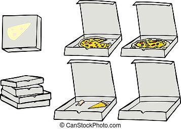 Pizza Set II