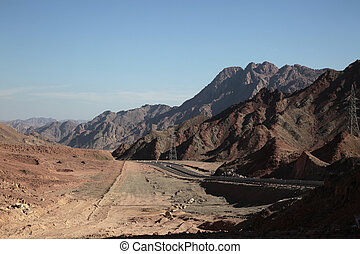 Sinai Peninsula - the Sinai Peninsula is a triangular...