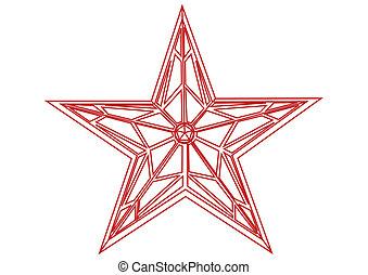 Kremlin star