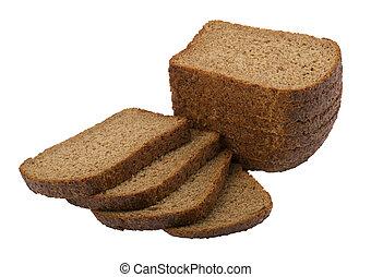 loaf of diet bread