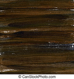 dark brown grunge painted canvas