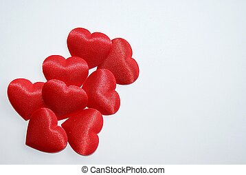 Hearts of love - Valentine's day hearts of love