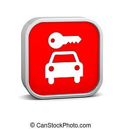 Rent-a-car Sign