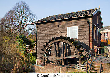 watermill - Watermill in Holland