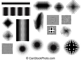Vector Circle Graphics.