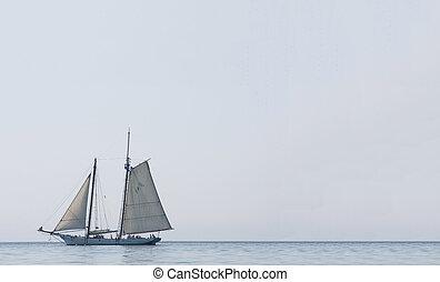 velero, Charleston