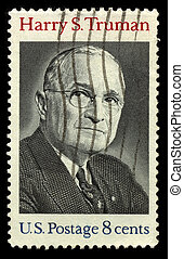 Postage stamp - USA - CIRCA 1930: A stamp printed in USA...