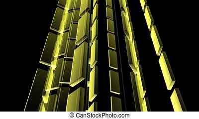 Columns of Rectangles