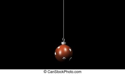 Ornament On A String