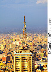 Egypt TV station - Egyptian national television station...