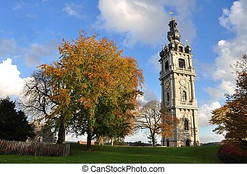Mons Bell Tower - This is beautiful Belfry in Belgium city...