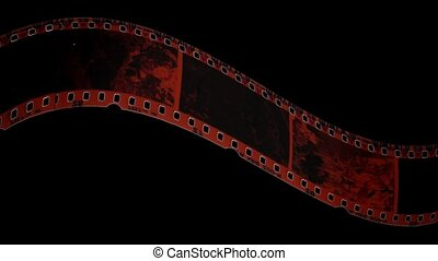 Moving Filmstrip