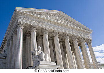 Supreme Court - United States Supreme Court Building,...