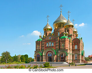 Cathedral of Grand Prince St. Vladimir, Equal-to-the-Apls....