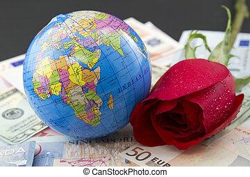 愉快, 旅行, 全球