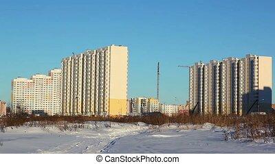 City panorama.