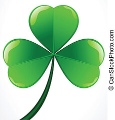 abstract st patrick day v - abstract st Patrick day vector...