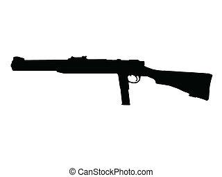 WW2 - Rifle
