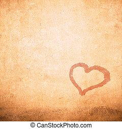grunge valentine day background