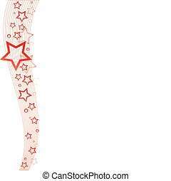 red stars background - red stars and circles background...