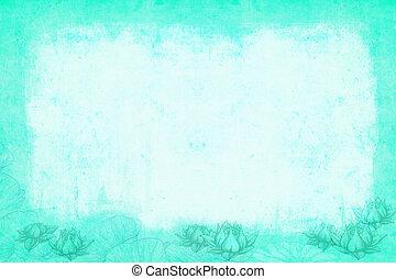 Lotus background - Background