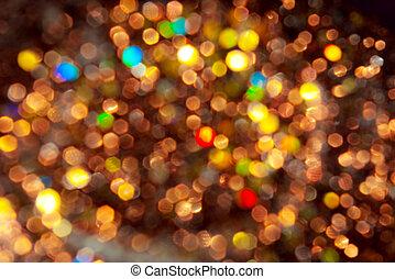 Xmas un-focus  background