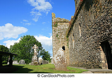 Jerpoint Abbey is a Cistercian abbey, founded in the second...