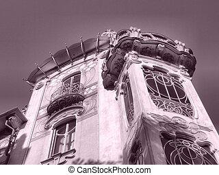 Casa Fleur, Turin