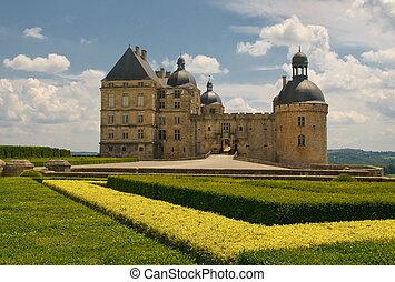 Chateau Hautefort, Dordogne, France
