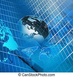全球, 技術