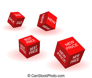 Block and price