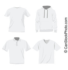 man t-shirt templates